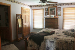 Independent Living master bedroom