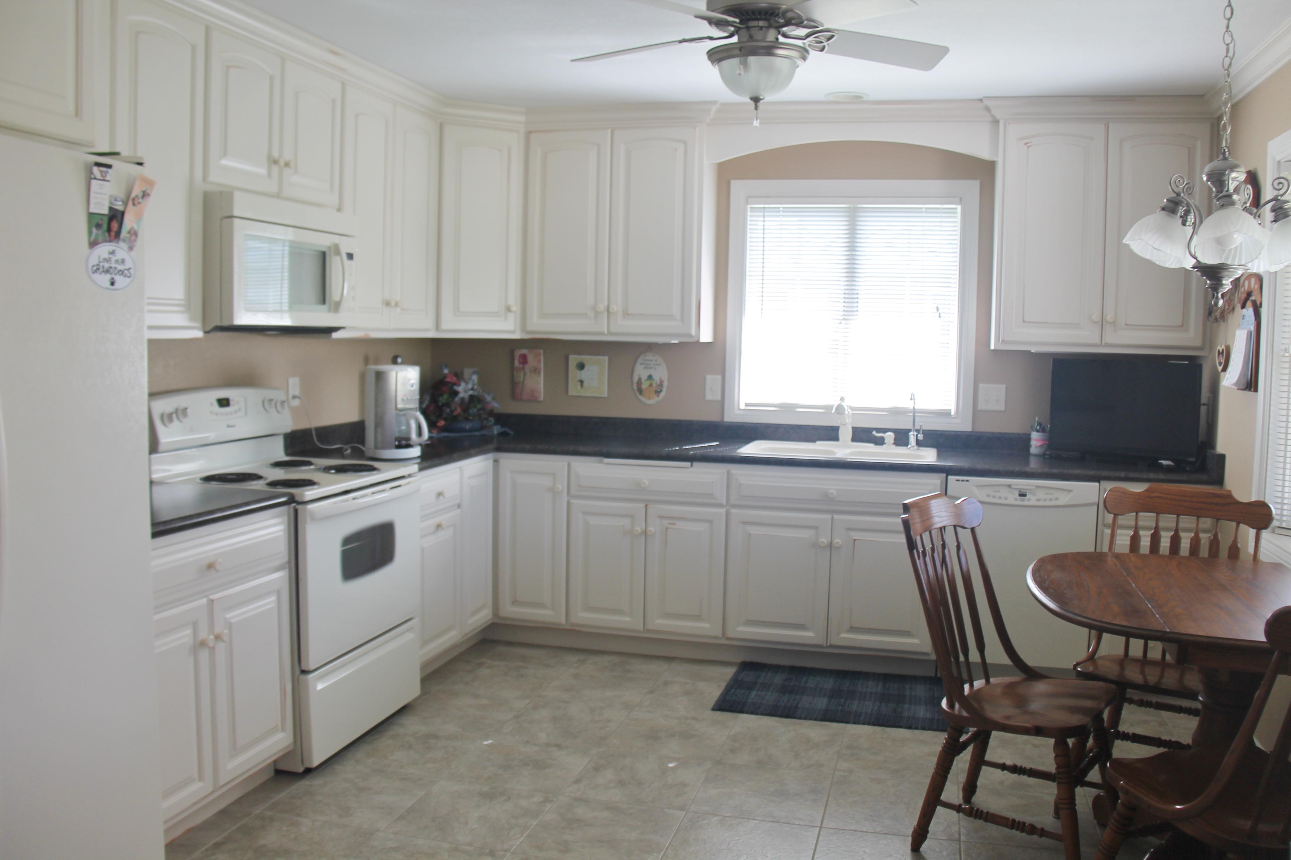Independent Living Duplex Kitchen