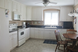 Independent Living Duplex Kitchen