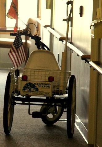 Senor Tricycle