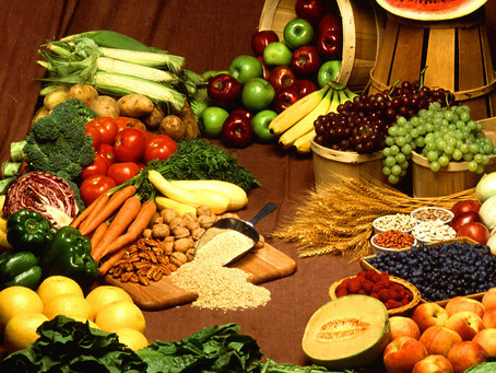 """In Praise of """"Diet for a Small Planet"""""""