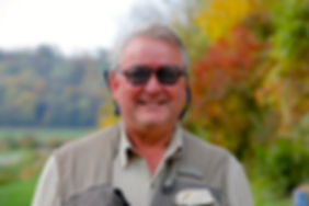 New committee member Vic Holloway _G7A01