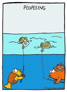It's time for some new fishing gags!