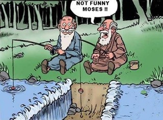 When you give up fishing...!