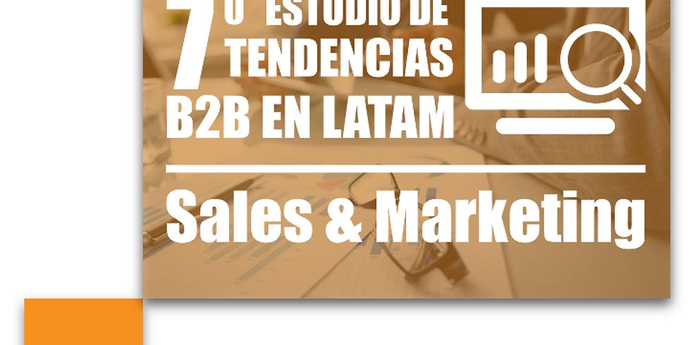 Panel: Ventas y Mercadotecnia B2B en LatAm