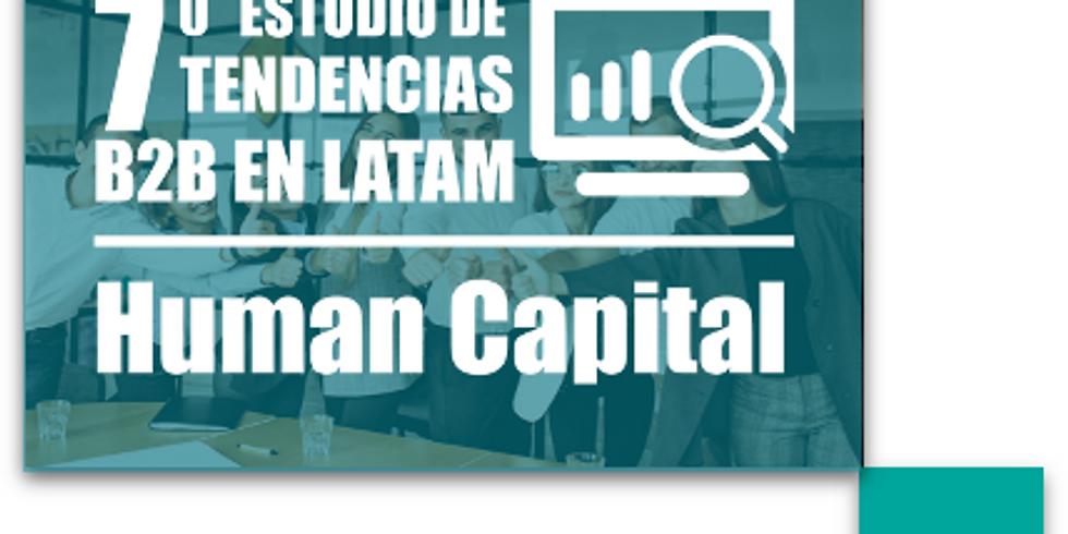 Panel: Capital Humano B2B en LatAm