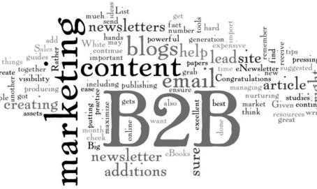 Recomendaciones para un plan de mercadotecnia B2B exitoso.