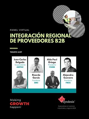 Integración_Regional_Proveedores_B2B_C