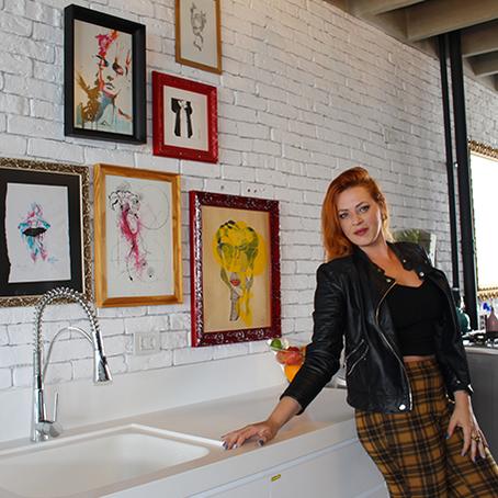 Criatividade, Modernidade e Requinte. A mulher por trás do design.