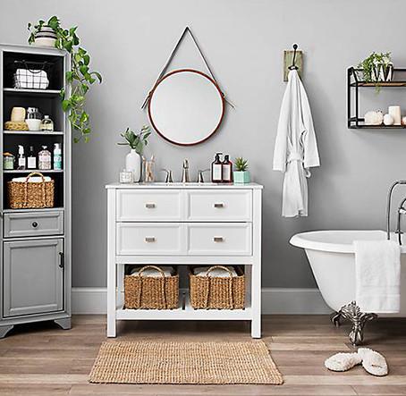 Quanto custa reformar um banheiro?