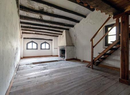 Vantagens de comprar um apartamento antigo.