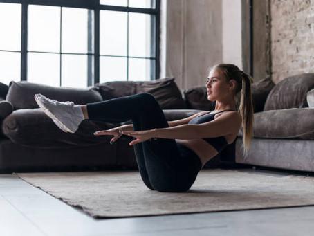 ADVANCED CORE EXERCISES