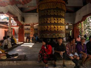 Entering Bhutan, Druk Yul: The kingdom of Thunder Dragon