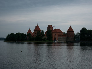 From a sunny wednesday in Belgium to a medieval castle in Trakai