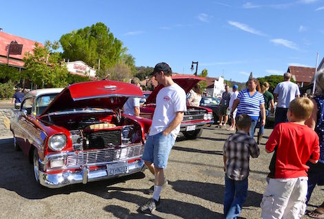 CF15 56 Chevy