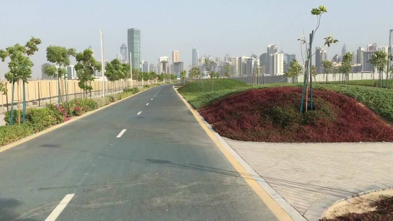 Nadd Al Sheba Cycle Path ( District