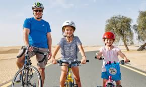family bicycle dubai