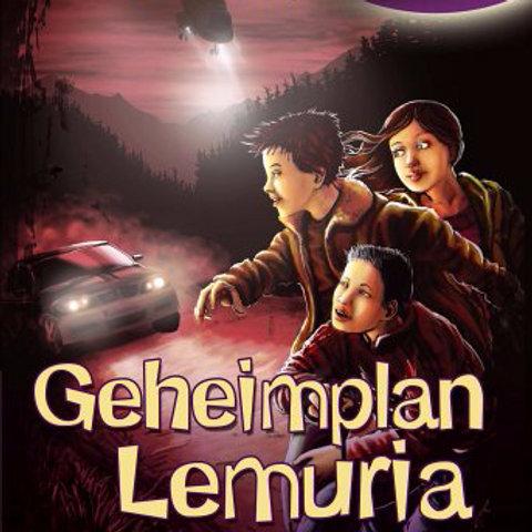 Geheimplan Lemuria - Jason Dark