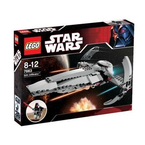 LEGO Star Wars Sith Infiltrator 7663