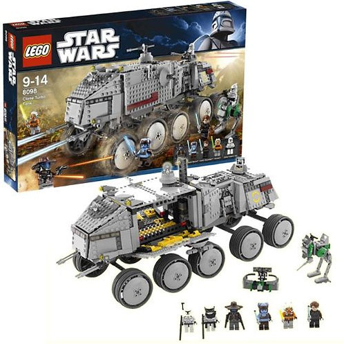 LEGO Star Wars Clone Turbo Tank 8098