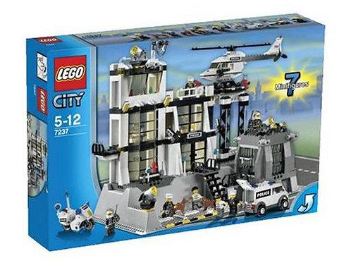 LEGO City Polizeistation 7237
