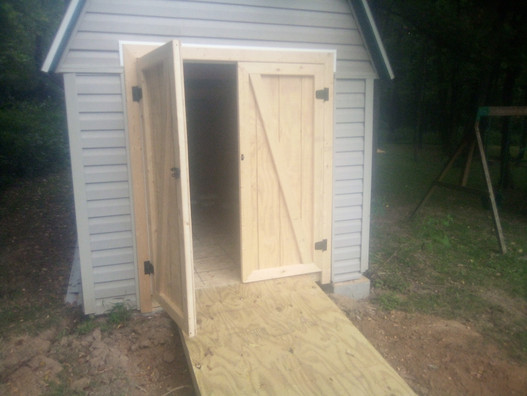 Shed Renovations