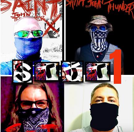 STJT 1 album cover official web version