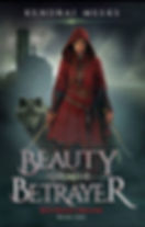 __COVER REVEAL!____BEAUTY & THE BETRAYER