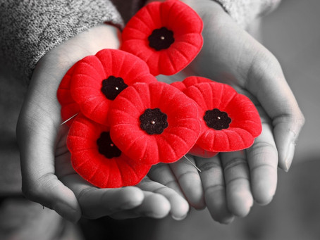 Notice: Office Closed on Remembrance Day