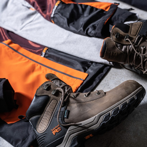 Discover Timberland PRO