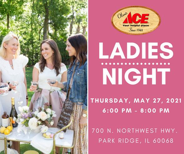 Ladies Night Event