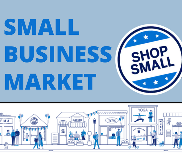 """""""Small Business Market"""" event"""