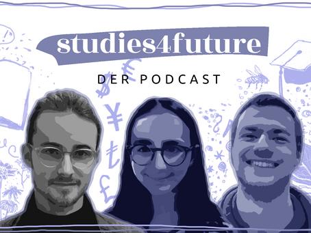 Wir scheitern als Gesellschaft an einer total trivialen Frage - Maurice Höfen #03 studies4future