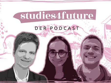 Wie bringen wir die Zukunft ins Studium? - Silja Graupe in #05 studies4future