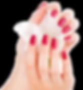 trattamento mani e piedi