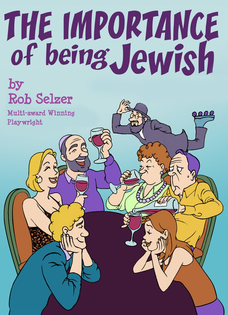 The Importance of being Jewish 2022