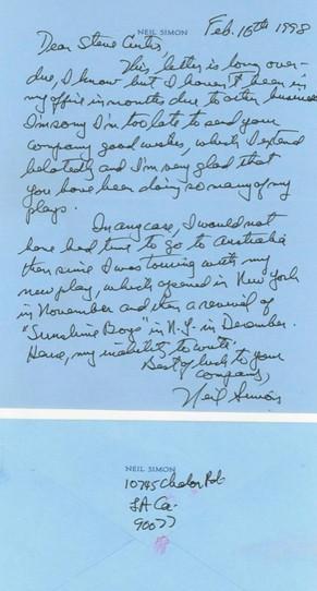 Neil Simon letter 1998.jpg