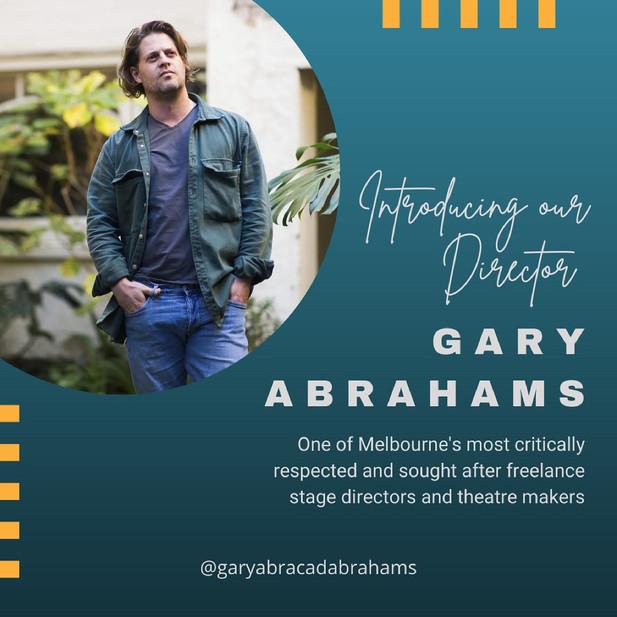 GARY ABRAHAMS