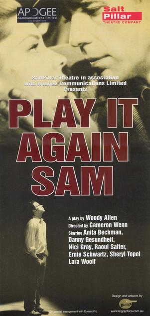 Play It Again, Sam 2001