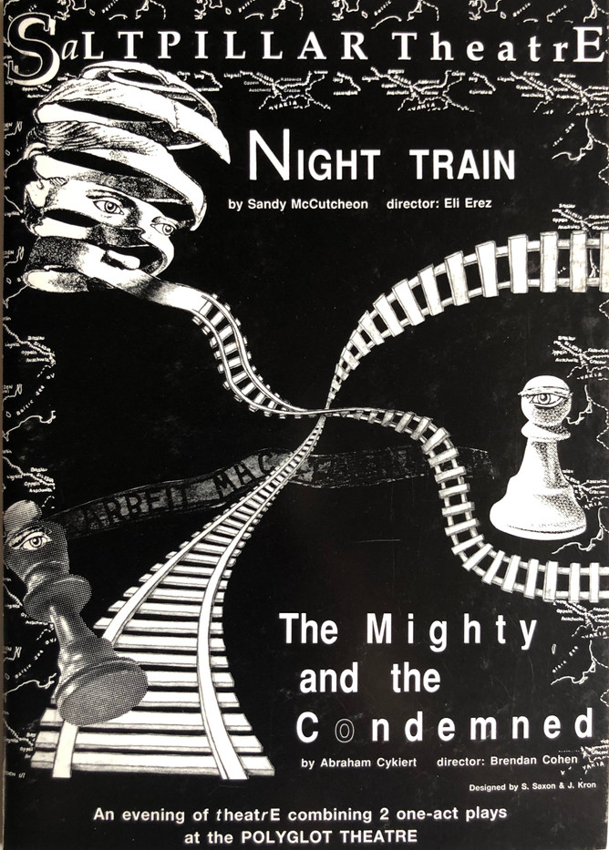 Night Train & The Mighty And The Condemned 1993