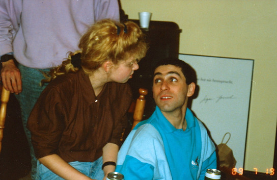Biloxi Blues Cast Party 1989