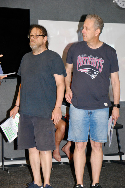 Ari Unglik & Ernie Schwartz