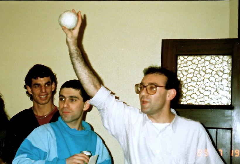 Biloxi Blues Cast Party 19899