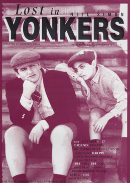 Lost In Yonkers 1996