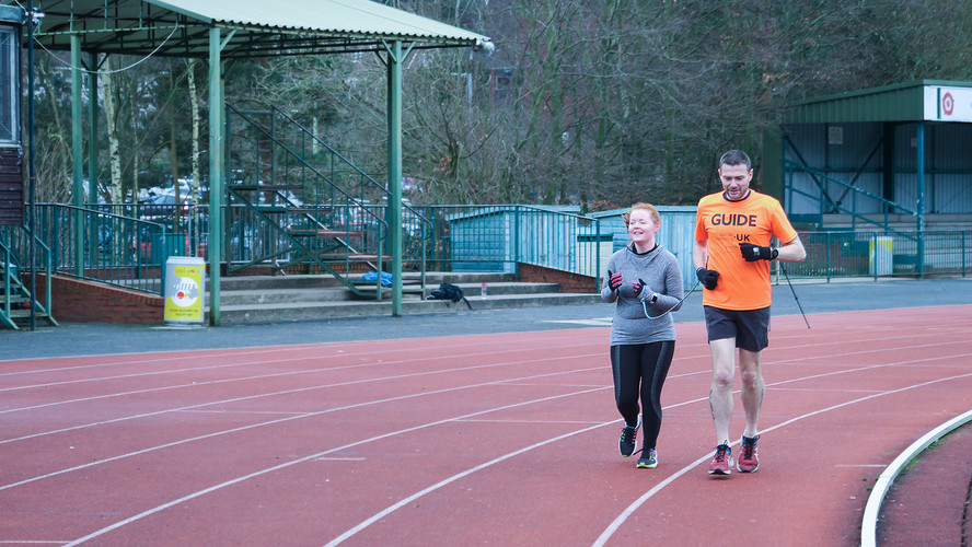 RSCAC: Lucy and Steve take on the London Marathon
