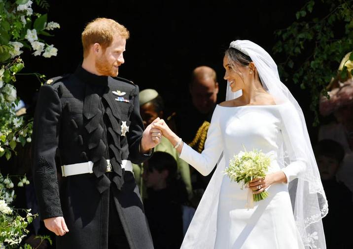 Attending The Royal Wedding
