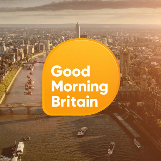 Good Morning Britain: Blind Make Up Blogger On Finding YouTube Fame