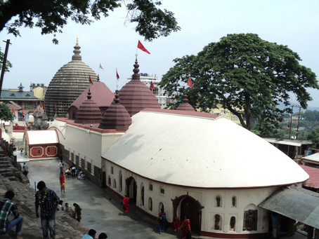 2007 की पुरानी स्मृति: उत्तर पूर्वी भारत यात्रा