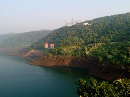Waterfall : Ayodhya-Hill