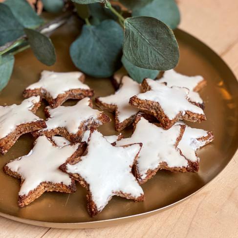 Vegane Zimtsterne: Die perfekten Weihnachtsplätzchen